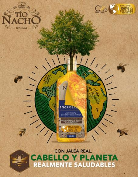 Tío Nacho empaques reciclados