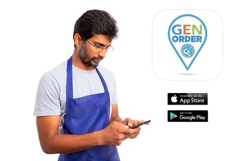 gen orden app tenderos vendedores distribuidores